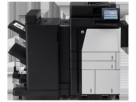 impresora hp laserjet M830